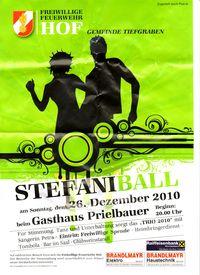 Stefaniball der FF Hof@Gasthaus Prielbauer