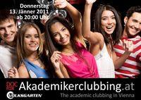 2. Akademikerclubbing @Volksgarten Clubdisco