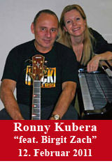 "Ronny Kubera - ""feat. Birgit Zach""@Stadttheater Bad Hall"