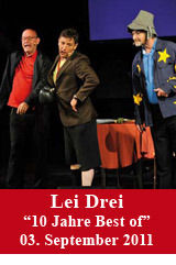 "Lei Drei - ""10 Jahre Best of""@Stadttheater Bad Hall"