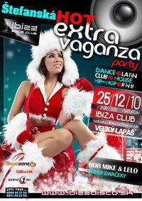 `tefánska Hot Extravaganza Party