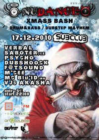 NuDance X-Mass Bass