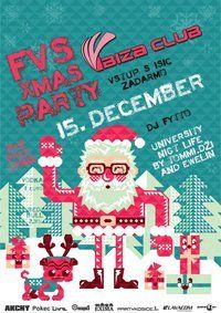 FVS X-mas party