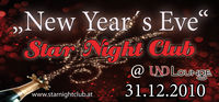 Star Night Club New Year´s Eve@Und Lounge