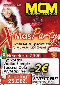 X-Mas Party!