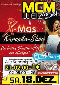 X-Mas Karaoke Show