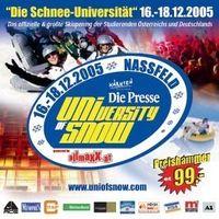 University of Snow 2005@CUBE Nassfeld