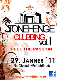 Stonehenge Clubbing Vol. I – Feel the Passion@Landgasthof Feichthub