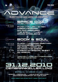 Advance - electronic new year cellebration@Cembran