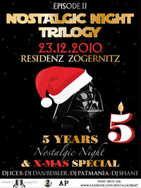 5 Years Nostalgic Night@Residenz Zögernitz