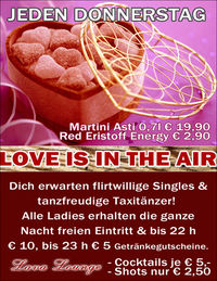 Love is in the air@Fledermaus Graz