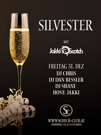 Silvester mit Jakkis@Scotch Club