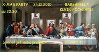 X-MAS Party@Tanzbar Barbarella