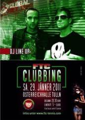 FTC Clubbing@Messehalle Tulln