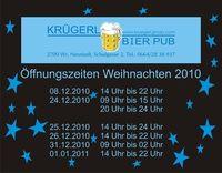 XXX-MAS Party@Bierpub Krügerl