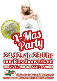 STAU X-Mas Party