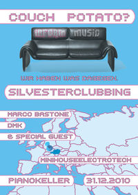 "INFORM MUSIC present ""Couch Potato""@Pianokeller"