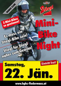 Mini-Bike Night@Fledermaus Enzenkirchen