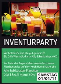 Inventurparty@Lava Lounge Linz