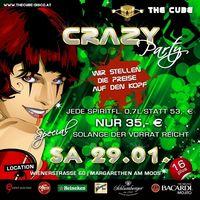 Crazy Night@The Cube Disco