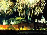 Silvester in der Mozartstadt@Salzburg