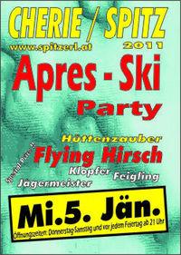 Apres - SKI  Party