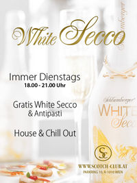 White Secco@Scotch Club