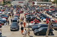 7.Cabrio & Tuningcar Treffen mit US-Cars 2011@Festgelände