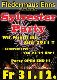 Sylvester Party - Bye Bye 2010
