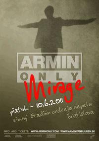 Armin Van Buuren: Mirage@Zimný Štadión Ondreja Nepelu