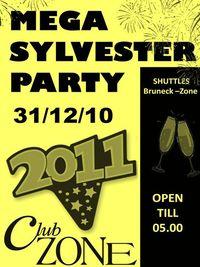 Sylvesterfete mit Dj RudyRu @ Zone Club@Zone Club
