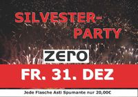 Große Silvesterparty@Zero