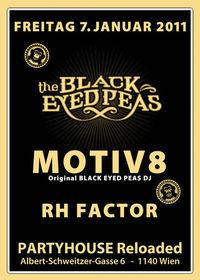 The Black Eyed Peas DJ Motiv8@Partyhouse Reloaded