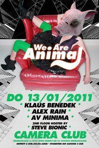 We Are Animal@Camera Club