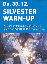 Silvester Warm-Up@Crazy