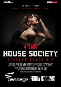 4 Years House Society@Babenberger Passage