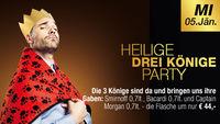 Heilige Drei Könige Party@Fullhouse