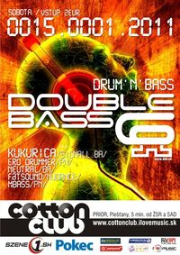 Double Bass 6@Cotton Club