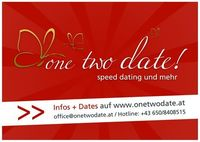 Speed Dating mit OneTwoDate@moody café | restaurant | lounge