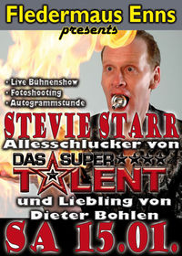 Stevie Starr - Das Supertalent