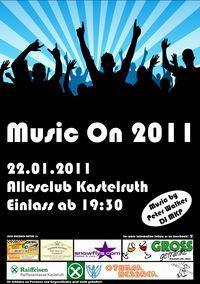 Music On 2011@Allesclub