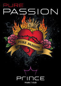 Pure Passion@Prince Cafe Bar