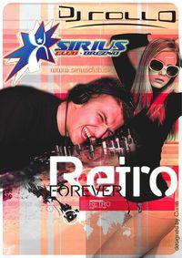 Retro Forever@Sirius Club