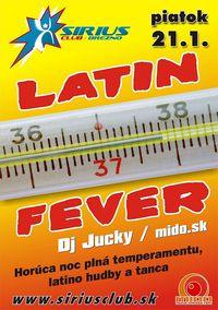 Latin Fever@Sirius Club