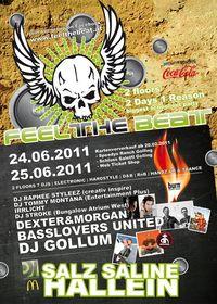 Feel the Beat Festival@Alte Salz Saline