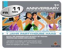 1 Jahr Partyhouse