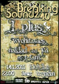 °Breaking Soundz vol.40°L PLUS°@Klub Luc