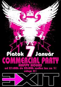 Commercial Party