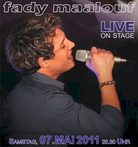 Fady Maalouf LIVE ON STAGE@Reigen