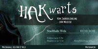 HAKwarts - Maturaball der HAK 2